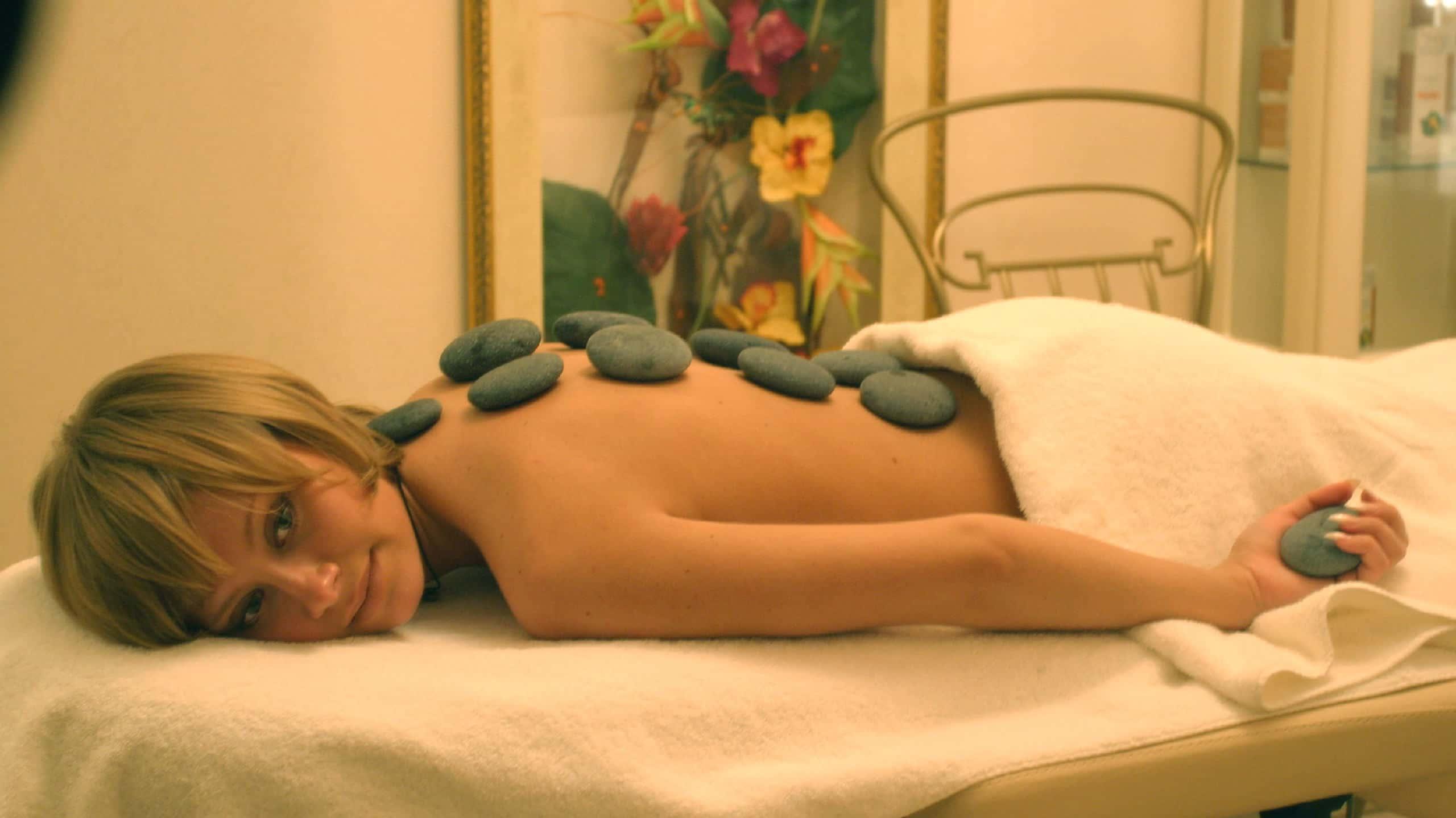 Каменная терапия